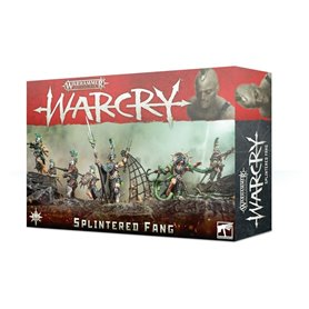 Warhammer AGE OF SIGMAR - WARCRY - THE SPLINTERED FANG