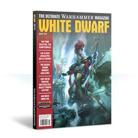 White Dwarf - August 2019 - ENG