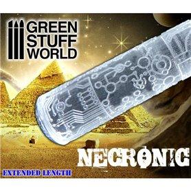 Green Stuff World Rolling Pin NECRONIC