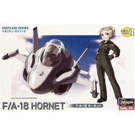 Hasegawa TH4-60104 Egg Plane F/A-18 Hornet