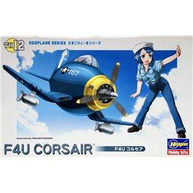 Hasegawa TH12-60122 Egg Plane F-4U Corsair