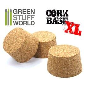 Green Stuff World SCULPTING CORK XL FOR AMATEURS - podstawka korkowa do rzeźbienia