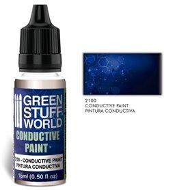Green Stuff World CONDUCTIVE PAINT - farba przewodząca - 15ml