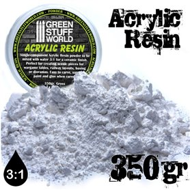 Green Stuff World Acrylic Resin 350gr