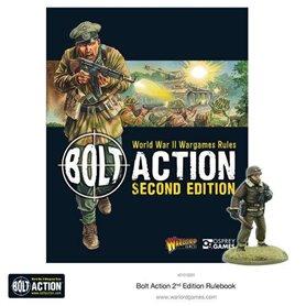 Bolt Action 2ND EDITION - Podręcznik RULEBOOK