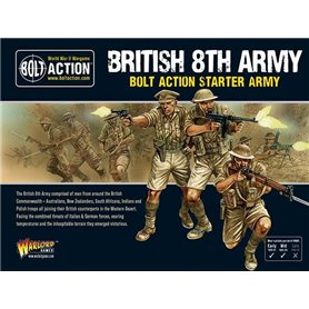 Bolt Action 8th Army Starter Army