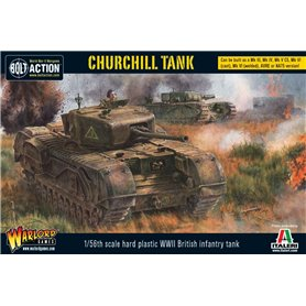 Bolt Action Churchill Infantry Tank