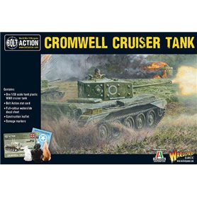 Bolt Action Cromwell Cruiser Tank