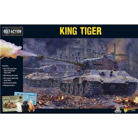 Bolt Action King Tiger