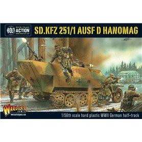 Bolt Action Sd.Kfz 251/1 Ausf D Hanomag