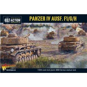 Bolt Action Panzer IV Ausf. F1/G/H Medium Tank