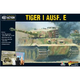 Bolt Action Tiger I