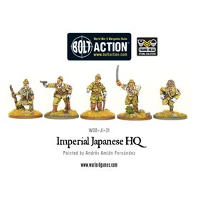 Bolt Action Imperial Japanese Command