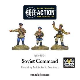 Bolt Action Soviet Command (3)