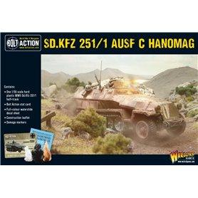 Bolt Action Sd.Kfz 251/1 Ausf C Hanomag