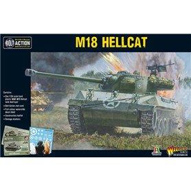 Bolt Action M18 Hellcat