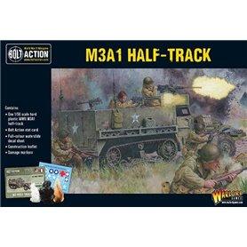 Bolt Action M3A1 Halftrack
