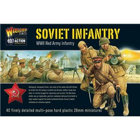 Bolt Action SOVIET RED ARMY INFANTRY