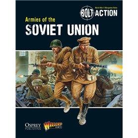 Bolt Action ARMIES OF SOVIET UNION - podręcznik z figurkami