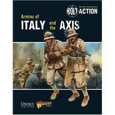 Bolt Action ARMIES OF ITALY AND AXIES - podręcznik
