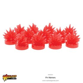 Bolt Action Warlord Pin Markers