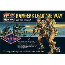 Bolt Action US Rangers