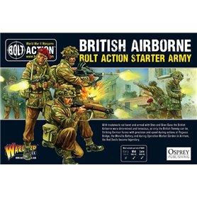 Bolt Action Zestaw startowy BRITISH AIRBORNE STARTER ARMY