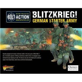 Bolt Action Zestaw startowy Blitzkrieg! German Heer Starter Army