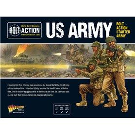 Bolt Action Zestaw startowy US Army Starter Army