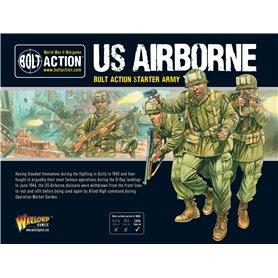 Bolt Action Zestaw startowy US Airborne Starter Army