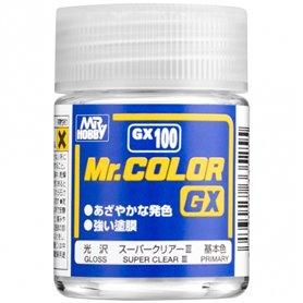 MR.Color GX-100 Super Clear III - BŁYSZCZĄCY - 18ml
