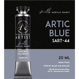 Scalecolor Artist Artic Blue - farba akrylowa w tubce 20ml