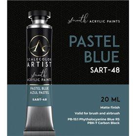 Scalecolor Artist Pastel Blue - farba akrylowa w tubce 20ml