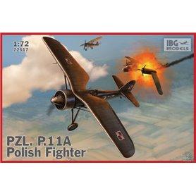IBG 1:72 PZL P.11a Polish Fighter