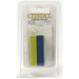Citadel Green Stuff Modelling Putty 20g