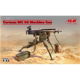 ICM 35710 MG08 machine gun