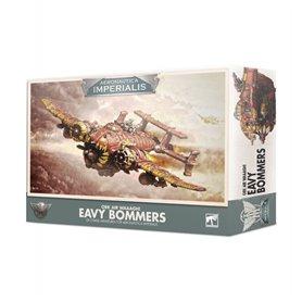 Aero/Imperialis: Ork Air Waaagh! Fighta Bommerz