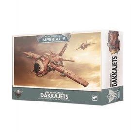 Aero/Imperialis: Ork Air Waaagh! Dakkajets