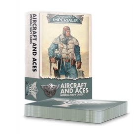 Aero/Imperialis: Aircraft And Aces: Imp. Navy Cards