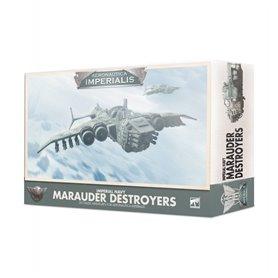 Aero/Imperialis: Imperial Navy Marauder Destroyers