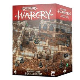 Warhammer AGE OF SIGMAR - WARCRY - DEFILED RUINS