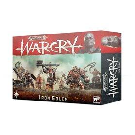 Warhammer AGE OF SIGMAR - WARCRY - IRON GOLEM