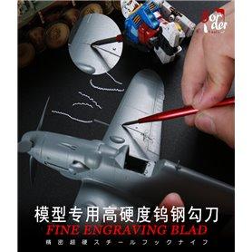 Border Model BD0043 Fine Engraving Blade 0,2 mm