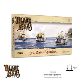 Black Seas 3rd Rates Squadron 1770-1830