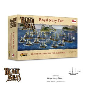 Black Seas Royal Navy Fleet 1770-1830