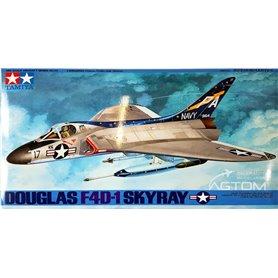 Tamiya 1:48 Douglas F4D-1 Skyray