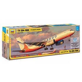 Zvezda 7031 1/144 Tupolev TU 204-100 Cargo