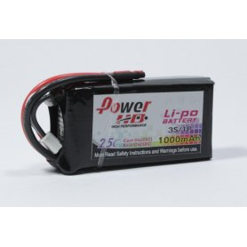 Pakiet LiPol Power HD 1000mAh 11,1V 25C