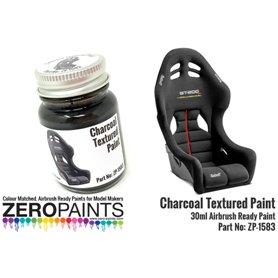 Zero Paints 1583 Charcoal Textured Paint 30ml