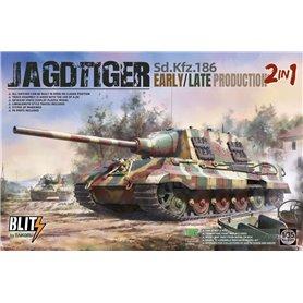 Takom-Blitz 8001 Sd.Kfz.186 Jagdtiger 2-1